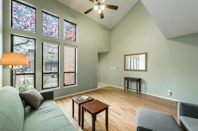 540 S Forest Street R, Denver, CO 80246 (#8819321) :: The Griffith Home Team
