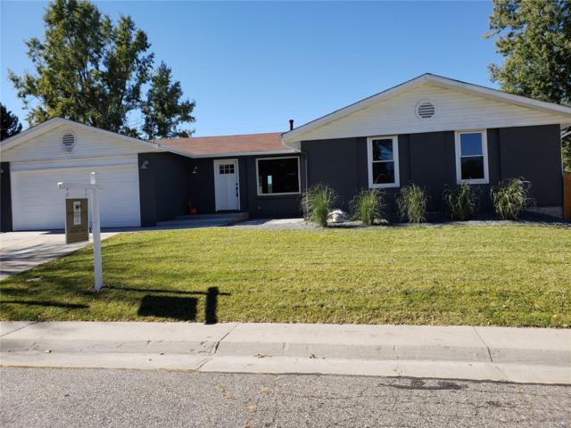 3051 S Fulton Court, Denver, CO 80231 (#8872168) :: The Griffith Home Team