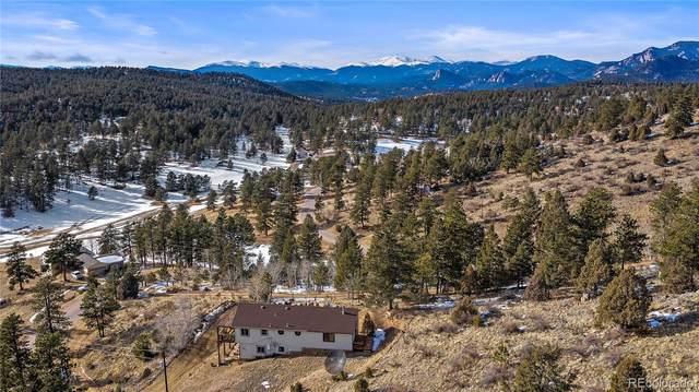 13976 Wamblee Trail, Conifer, CO 80433 (MLS #8881649) :: 8z Real Estate