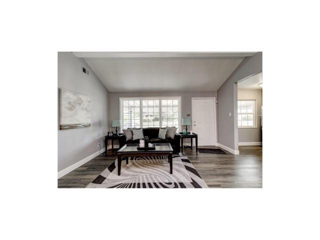 1901 Clinton Street, Aurora, CO 80010 (MLS #8882602) :: 8z Real Estate