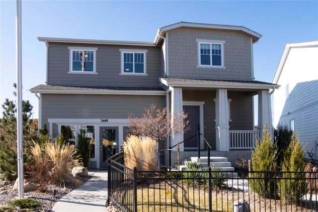 3449 Evening Place, Castle Rock, CO 80109 (#8895097) :: The HomeSmiths Team - Keller Williams
