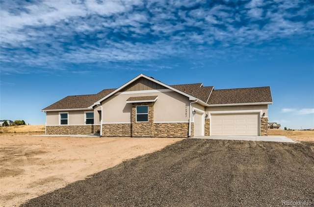 16482 Ledyard Road S, Platteville, CO 80651 (#8897118) :: The Griffith Home Team