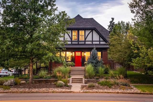 1495 S Logan Street, Denver, CO 80210 (#8952784) :: The Galo Garrido Group