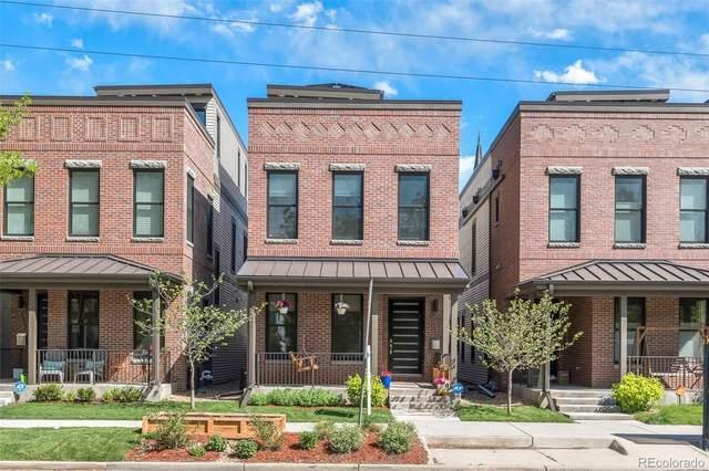 2514 Stout Street, Denver, CO 80205 (MLS #8960759) :: 8z Real Estate