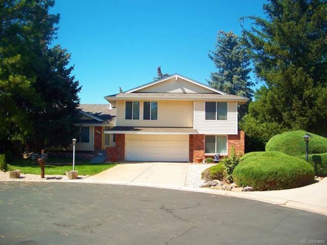 5151 W 99th Court, Westminster, CO 80031 (#8970298) :: The Heyl Group at Keller Williams