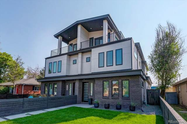 2214 Ames Street A, Edgewater, CO 80214 (#8990969) :: The DeGrood Team