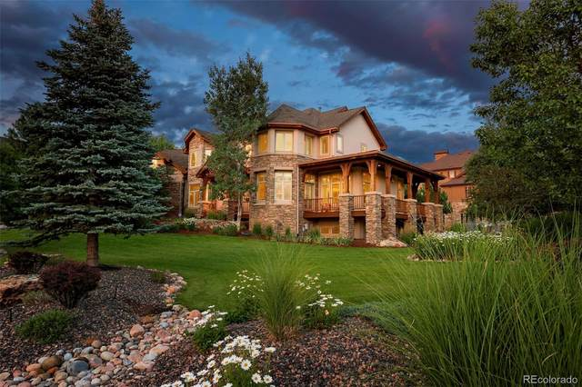 5376 Forest View Road, Parker, CO 80134 (#8992415) :: The DeGrood Team