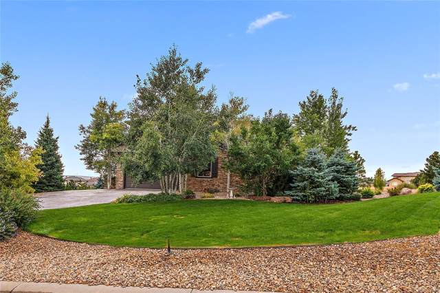 5034 Rialto Drive, Parker, CO 80134 (MLS #8997839) :: Bliss Realty Group