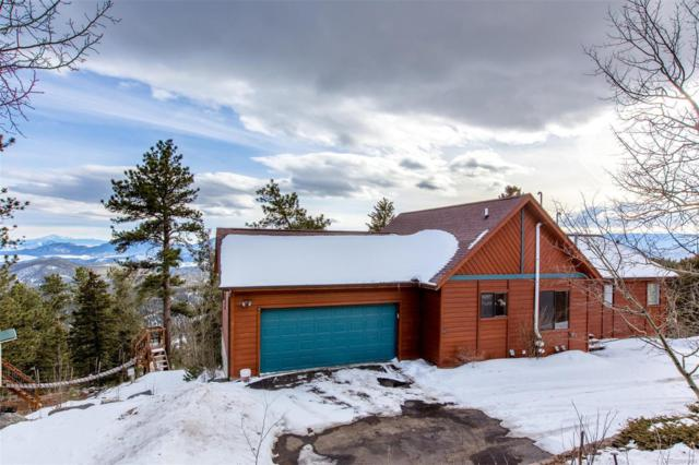 11640 Baca Road, Conifer, CO 80433 (MLS #9008789) :: 8z Real Estate