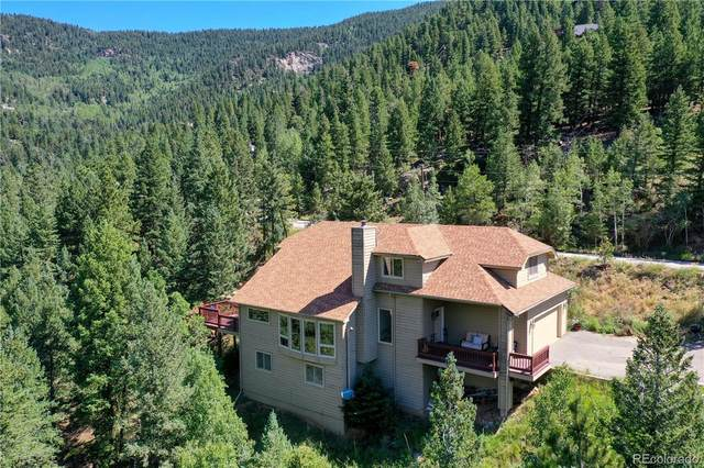 718 Aspen Place, Evergreen, CO 80439 (#9011967) :: Mile High Luxury Real Estate