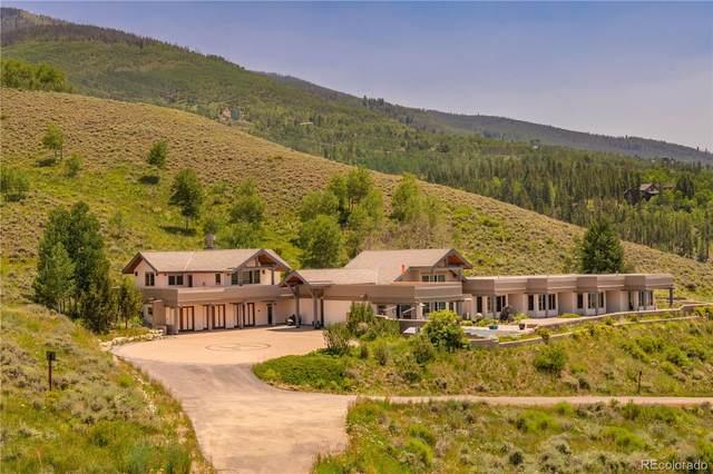 160 Hamilton Creek Trail, Silverthorne, CO 80498 (#9012219) :: Venterra Real Estate LLC