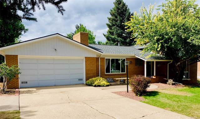721 Park Lane, Lakewood, CO 80214 (MLS #9018156) :: Colorado Real Estate : The Space Agency