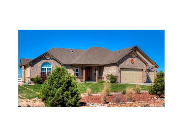 16161 Rayburn Street, Hudson, CO 80642 (MLS #9018831) :: 8z Real Estate