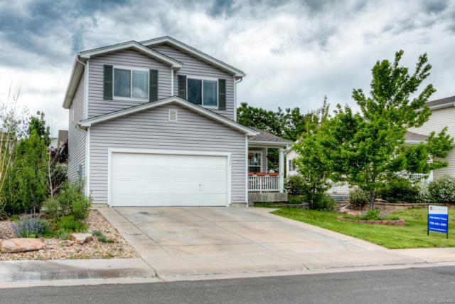 7755 Mule Deer Place, Littleton, CO 80125 (#9027609) :: The Pete Cook Home Group