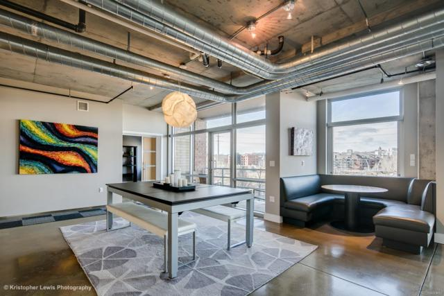1610 Little Raven Street #302, Denver, CO 80202 (MLS #9044766) :: Bliss Realty Group