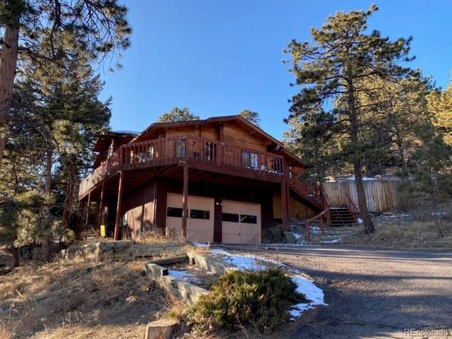 6150 S Valley Drive, Morrison, CO 80465 (MLS #9050408) :: 8z Real Estate