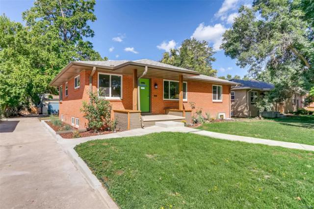 3171 S Franklin Street, Englewood, CO 80113 (#9051883) :: The Peak Properties Group