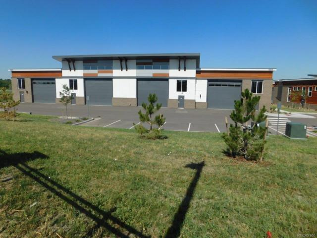 18249 Lincoln Meadows Parkway #100, Parker, CO 80134 (#9055101) :: The Dixon Group