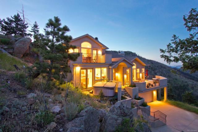 7400 Sunshine Canyon Drive, Boulder, CO 80302 (#9055867) :: The Gilbert Group