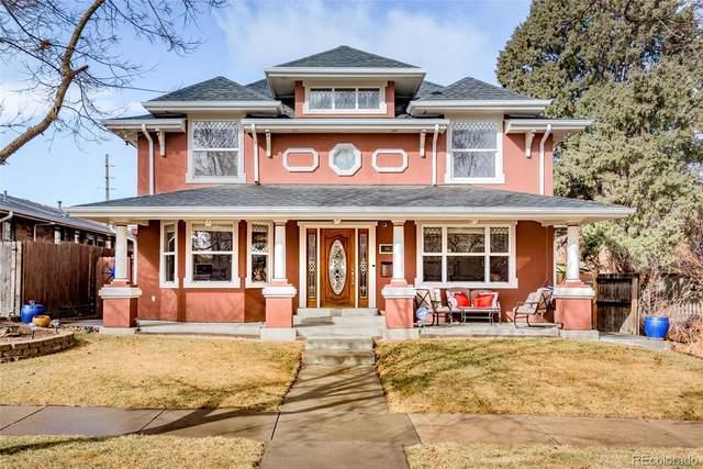 2815 N Humboldt Street, Denver, CO 80205 (#9072648) :: Stephanie Fryncko | Keller Williams Integrity