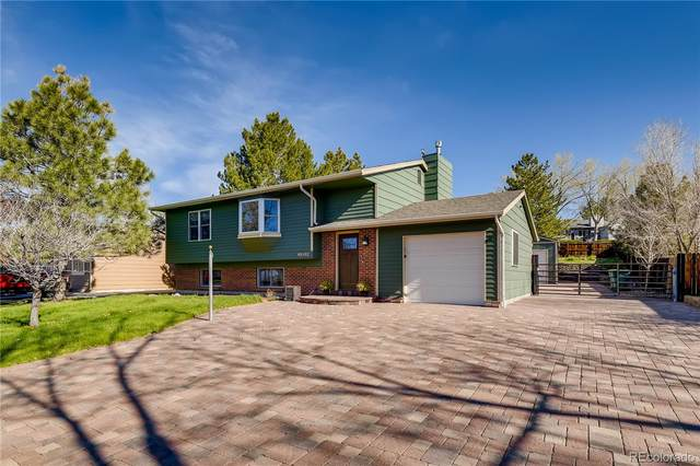 11019 Brownstone Drive, Parker, CO 80138 (#9073577) :: The Gilbert Group