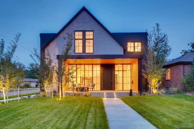2010 S Clarkson Street, Denver, CO 80210 (#9114516) :: Venterra Real Estate LLC