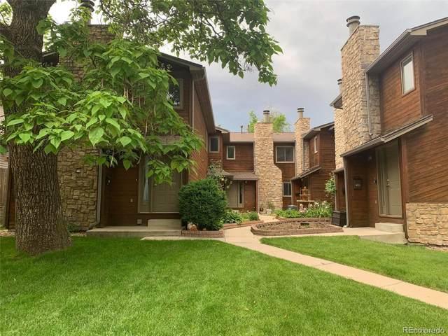 2657 S University Boulevard B, Denver, CO 80210 (MLS #9141034) :: 8z Real Estate