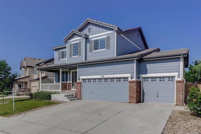 426 Graham Circle, Erie, CO 80516 (#9141509) :: The DeGrood Team