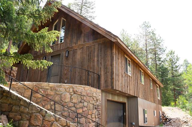 25409 State Highway 74, Evergreen, CO 80439 (#9151941) :: The HomeSmiths Team - Keller Williams