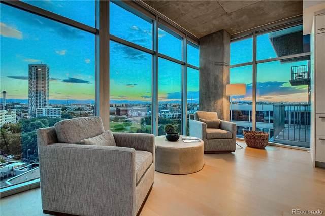 1700 Bassett Street #908, Denver, CO 80202 (MLS #9160235) :: 8z Real Estate