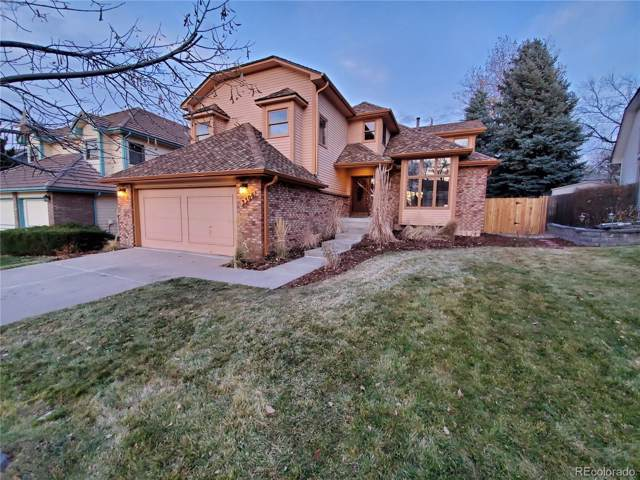 3306 S Tulare Circle, Denver, CO 80231 (#9171554) :: The Griffith Home Team