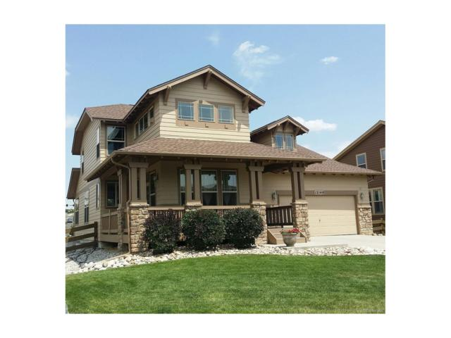 12140 S Hidden Trail Court, Parker, CO 80138 (MLS #9171749) :: 8z Real Estate