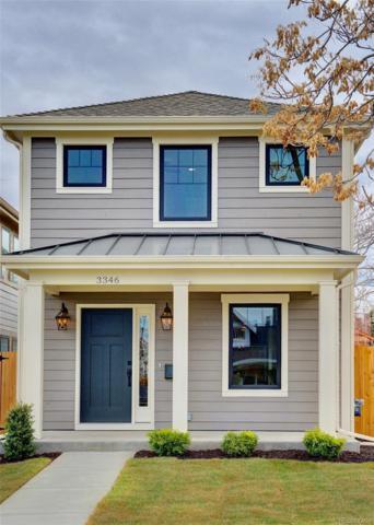 3346 N Josephine Street, Denver, CO 80205 (#9172003) :: Wisdom Real Estate
