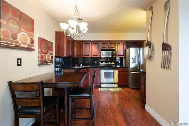601 W 11th Avenue #107, Denver, CO 80204 (#9202687) :: milehimodern