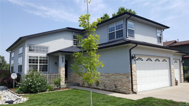 247 E Fair Place, Centennial, CO 80121 (MLS #9219584) :: 8z Real Estate