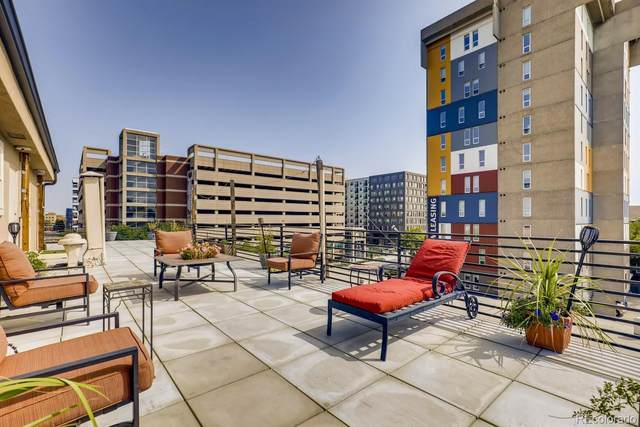 1035 Colorado Boulevard #601, Denver, CO 80206 (#9239301) :: Mile High Luxury Real Estate