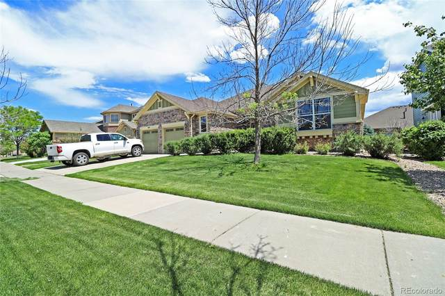 364 N De Gaulle Court, Aurora, CO 80018 (#9261354) :: Mile High Luxury Real Estate