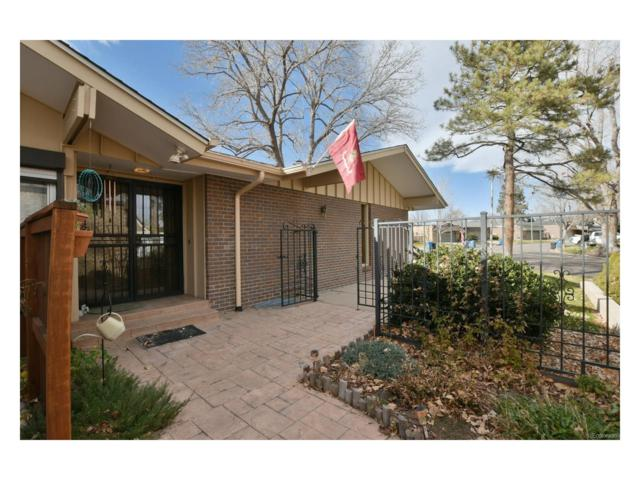 7414 W Cedar Circle, Lakewood, CO 80226 (#9278537) :: The Galo Garrido Group