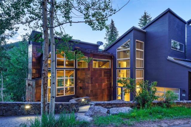 327 Rockledge Road W, Vail, CO 81657 (#9285560) :: True Performance Real Estate