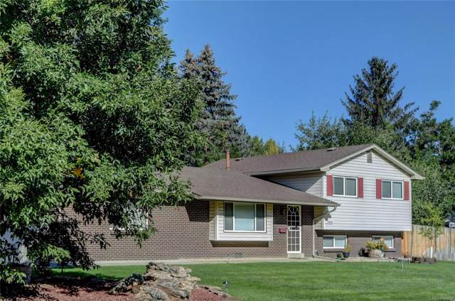 7663 S Ames Way, Littleton, CO 80128 (#9285712) :: My Home Team
