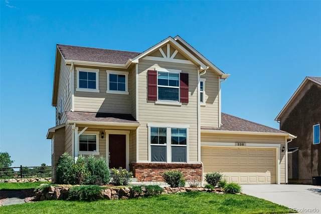 338 All Sky Drive, Colorado Springs, CO 80921 (MLS #9285922) :: 8z Real Estate