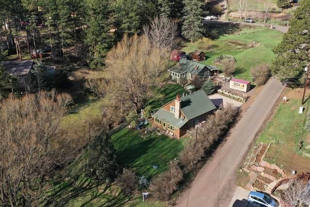 5502 Santa Clara Road, Indian Hills, CO 80454 (#9290996) :: Wisdom Real Estate