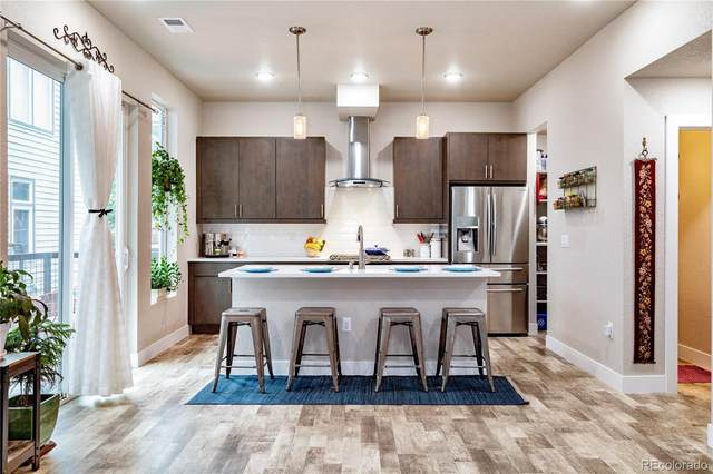 3015 Welton Street, Denver, CO 80205 (#9291560) :: Chateaux Realty Group