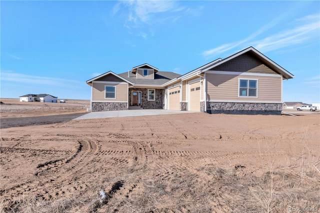 16513 Fairbanks Road, Platteville, CO 80651 (MLS #9293687) :: 8z Real Estate