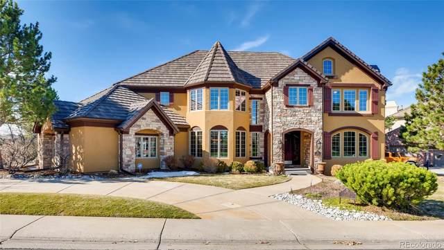 738 Fairchild Drive, Highlands Ranch, CO 80126 (MLS #9294010) :: 8z Real Estate