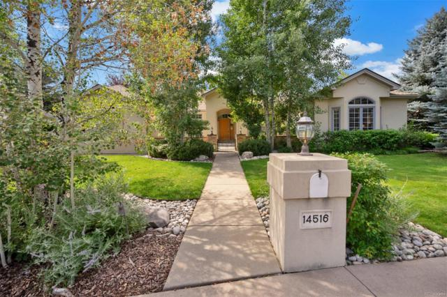 14516 W 56th Drive, Arvada, CO 80002 (#9295246) :: The Peak Properties Group