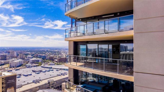 1133 14th Street #3220, Denver, CO 80202 (#9318776) :: Wisdom Real Estate