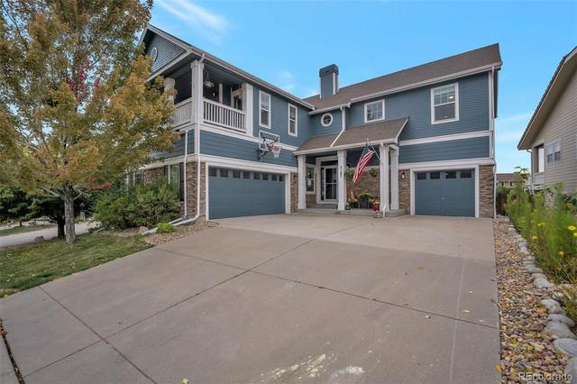 5107 Gould Circle, Castle Rock, CO 80109 (#9328791) :: The DeGrood Team