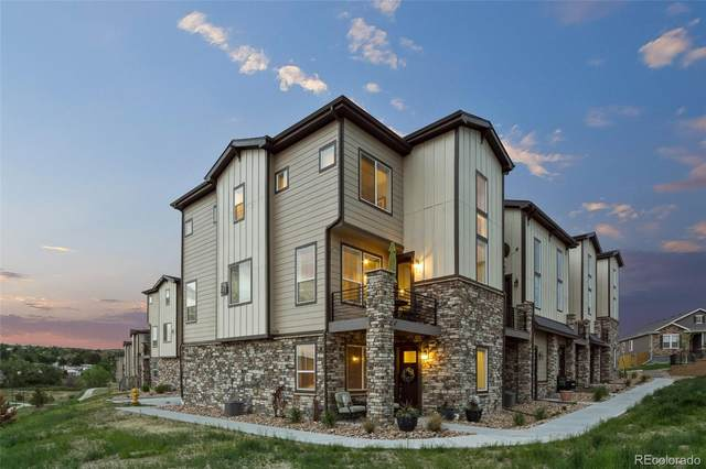 1564 Castle Creek Circle, Castle Rock, CO 80104 (#9329093) :: Peak Properties Group