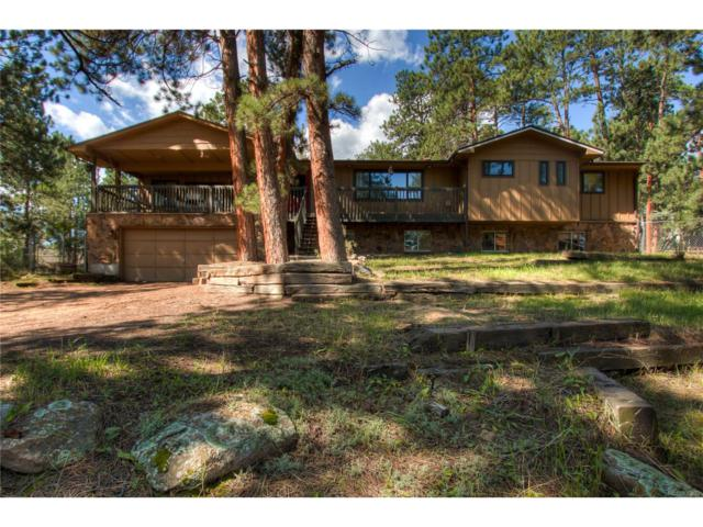 29065 Pine Road, Evergreen, CO 80439 (MLS #9332678) :: 8z Real Estate